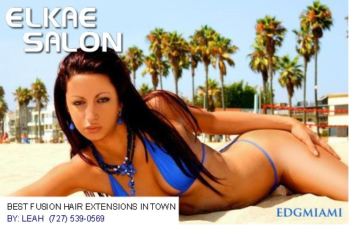 Hair Extensions Photo